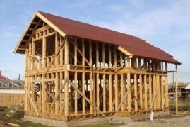 Строительство ЭКО дома